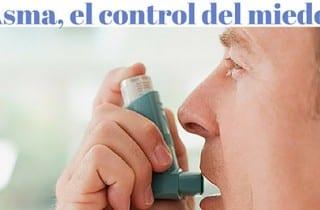Asma, el control del miedo