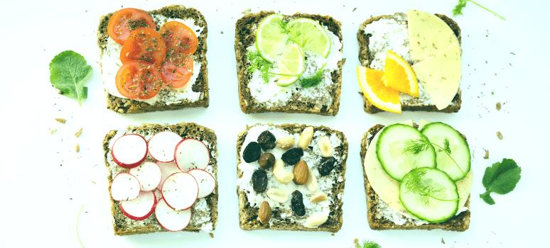 microbiota sana y alimentos