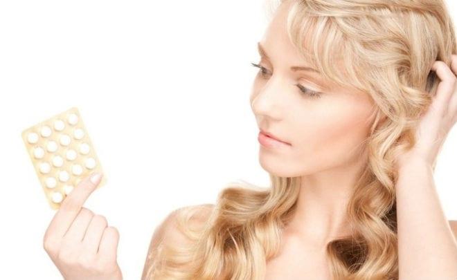 Deficiencias nutricionales producidas por tomar anticonceptivos orales