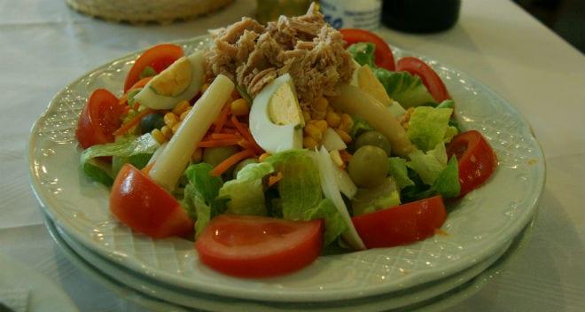 La dieta mediterránea ayuda a prevenir el ictus