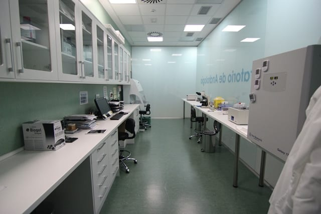 Laboratorio fertilidad integrativa