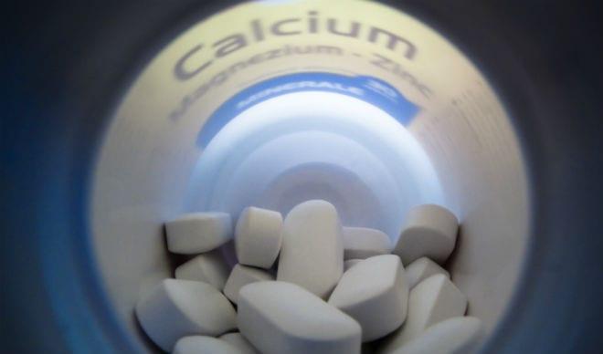 Suplementos de calcio y vitamina D para el tratamiento de la artritis reumatoide
