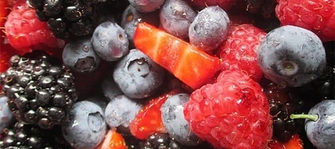 Alimentación enfermedades reumáticas Frutas
