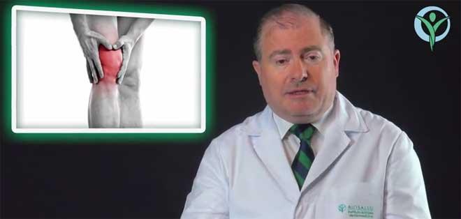 Artrosis. Tratamiento Biosalud. Mariano Bueno