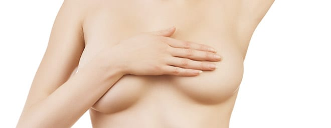 Asimetría de mamas