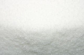 azucar componentes