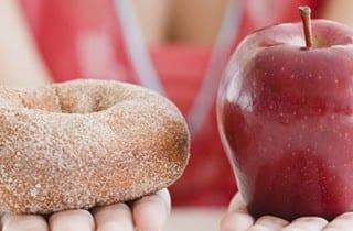 Candida necesita azucar. Limita el consumo