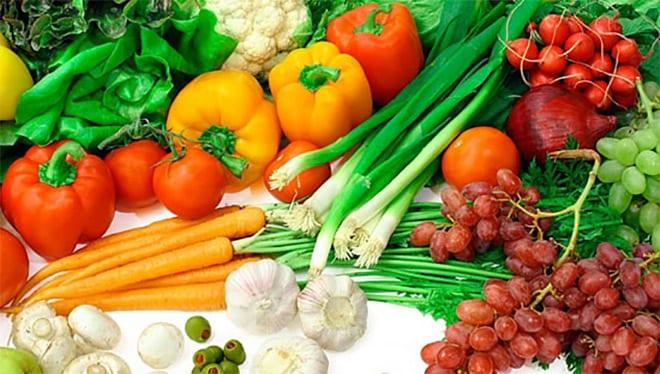Cantidades diarias recomendadas de nutrientes