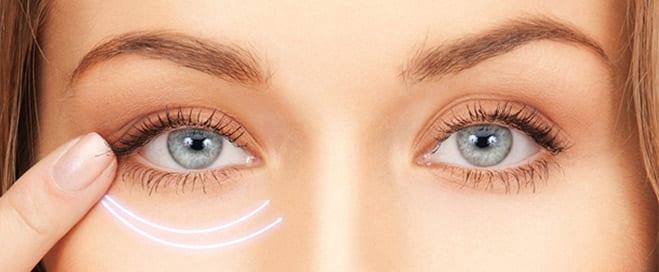 cirugía ojo párpados