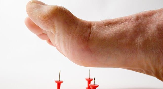 dolor en las piernas por diabetes