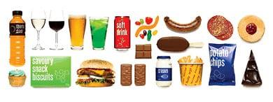Dieta de exclusión de alimentos intolerantes. Alimentos ocasionales
