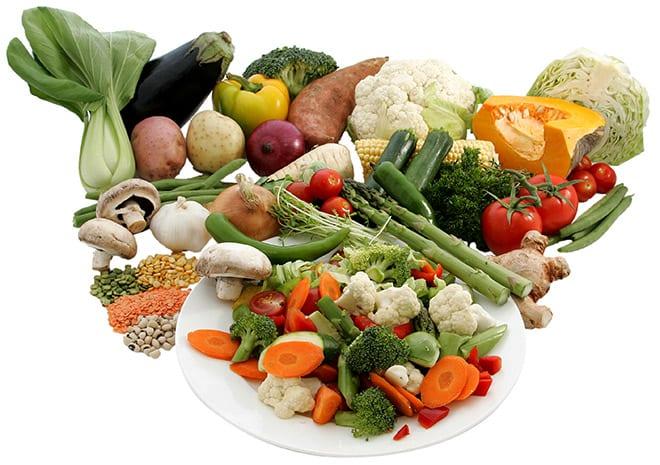 Dieta de exclusión de alimentos intolerantes. Comer variado