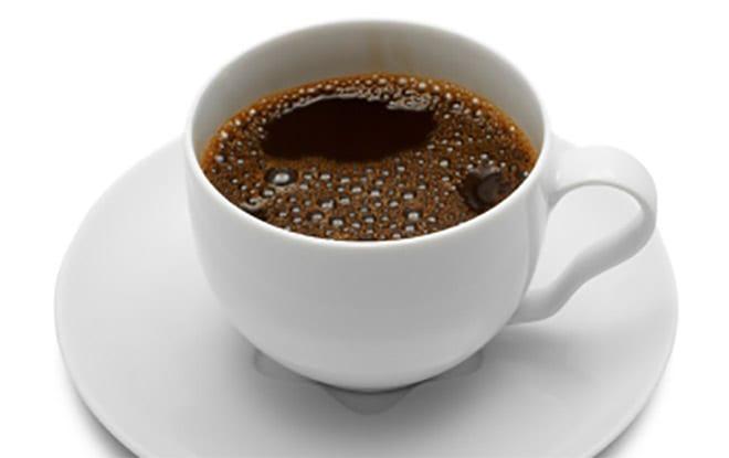Enfermedad de Crohn, alimentos a limitar, cafe
