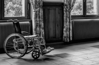 silla de ruedas esclerosis
