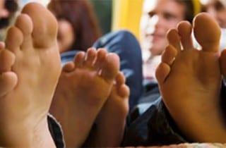 Fascitis plantar, salud de los pies