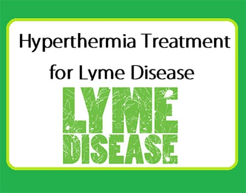 HIpertermia para tratar el Lyme