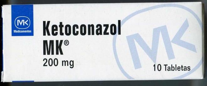 El Ketoconazol no debe usarse para tratar la candidiasis