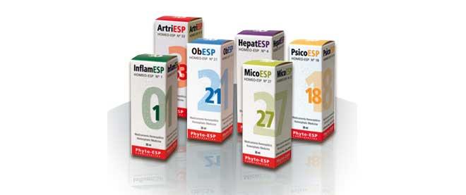 Medicamentos homeopáticos homeoesp