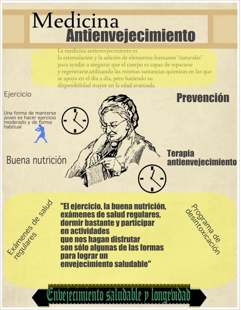 Tratamientos naturales antienvejecimiento