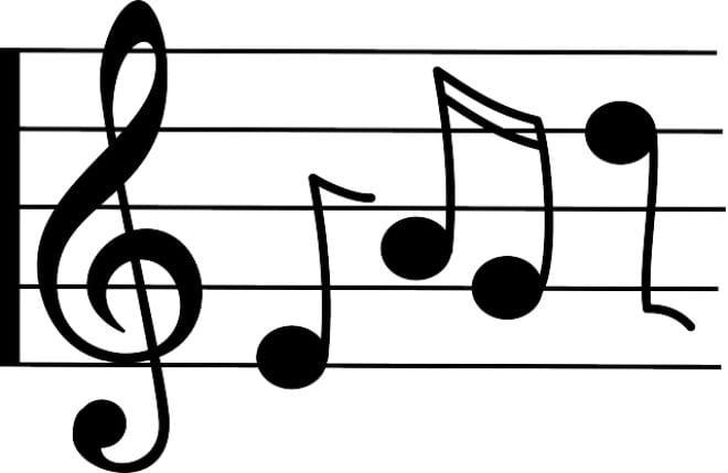 musica y problemas coronarios