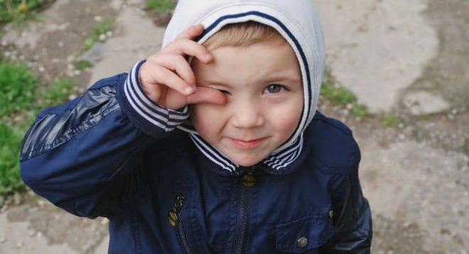 Rasgos neurológicos en niños con enfermedad de Lyme