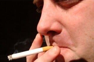 níquel y tabaco