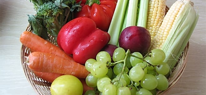 Nutrición: carbohidratos complejos