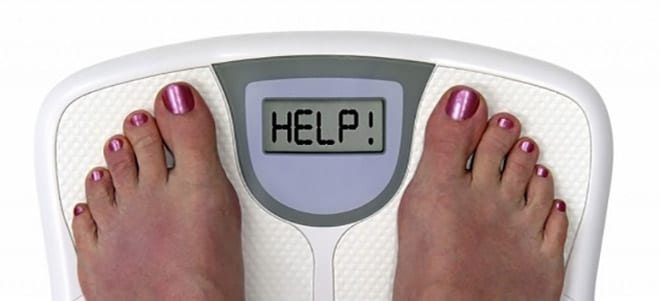 Obesidad. Bascula