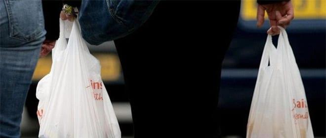 pesos bolsa de la compra