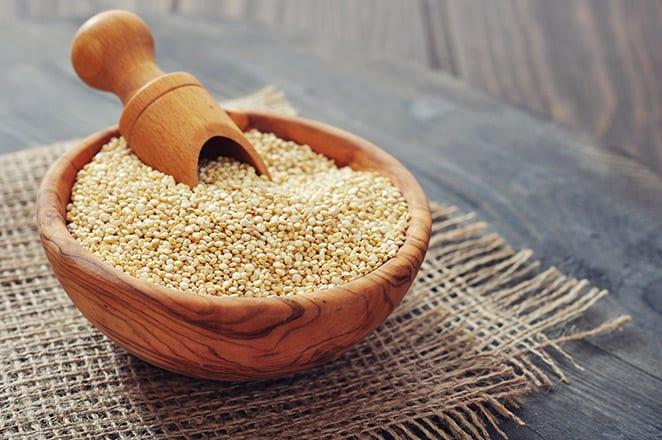 quinoa semilla