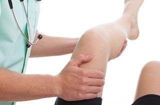 Reparar cartílago de la rodilla