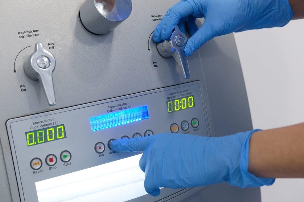 Hidroterapia de colon en Biosalud