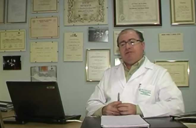 Sistema inmune. Explicación de Mariano Bueno