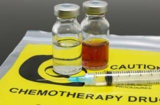 Sustancias en quimioterapia