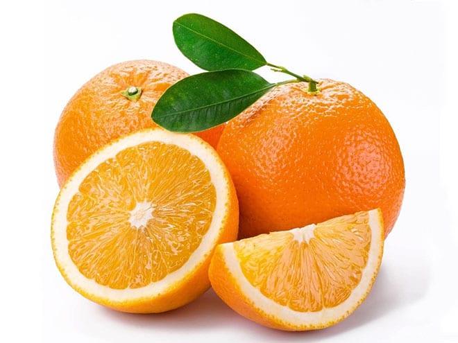 Telómeros. comer naranjas