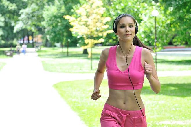 Telómeros. Hacer ejercicio